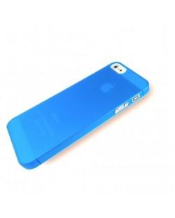 Pinlo Slice 3 за iPhone 5 -  син-прозрачен