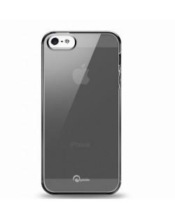 Pinlo Concize Case TPU за iPhone 5 -  черен