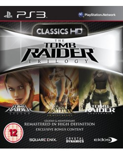 Tomb Raider Trilogy HD Classics (PS3)