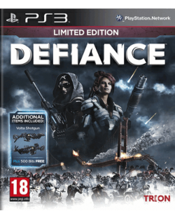 Defiance - Limited Edition (PS3)