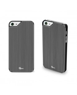 Pinlo Concize Metal II за iPhone 5 -  черен