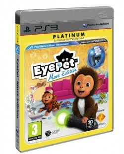 EyePet Move Edition - Platinum (PS3)