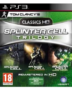 Tom Clancy's Splinter Cell Trilogy HD Classics (PS3)