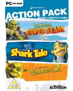 Dreamworks Action Pack (PC)