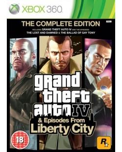 Grand Theft Auto IV - Complete Edition (Xbox 360)