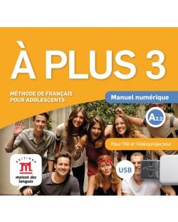 À plus 3 · Cle USB Multimediaction