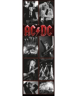 Плакат за врата Pyramid - AC/DC (Live Montage)