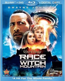 Планината на вещиците (2009) (Blu-Ray)