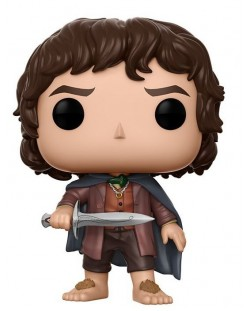 Фигура Funko Pop! Movies: The Lord of the Rings - Frodo Baggins, #444