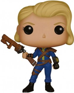 Фигура Funko Pop! Games: Fallout - Lone Wanderer Female, #48