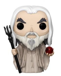 Фигура Funko Pop! Movies: The Lord of the Rings - Saruman, #447