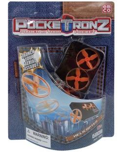 Детска джобна игра PockeTronz - Хеликоптер