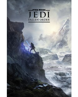 Макси плакат Pyramid - Star Wars: Jedi Fallen Order (Landscape)