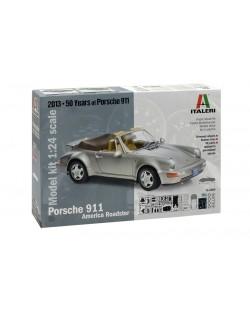 Авто-модел ITALERI Porsche 911 America Roadster 1:24