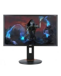 "Геймърски монитор Acer - XF240QP, 23.6"", FHD, 144Hz, FreeSync, 1ms, черен"