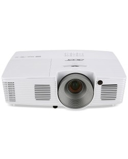Мултимедиен проектор Acer H6517ST Short-Throw, Native 1080p, DLP® 3D Ready, Full HD 1080p (Data), Contrast:   1