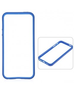 Protective Ultraslim Bumper за iPhone 5 -  син