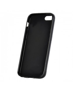 Protective TPU Case за iPhone 5 -  черен