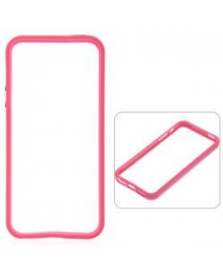 Protective Ultraslim Bumper за iPhone 5 -  розов