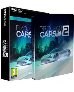 Project Cars 2 Limited Steelbook Edition (PC)