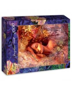 Пъзел Grafika от 1000 части - Сънища на Психея, Жозефин Уол