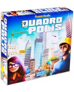 Настолна игра Quadropolis