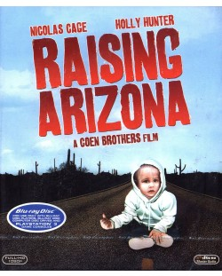 Да отгледаш Аризона (Blu-Ray)