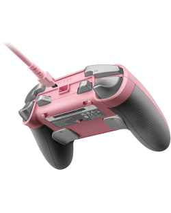 Контролер Razer Raiju Tournament Edition - Quartz, розов