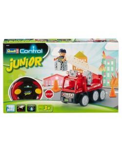 Радиоуправляем автомобил Revell Junior - Пожарна кола