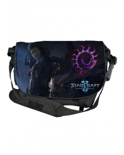 Razer StarCraft II Zerg Edition Messenger Bag