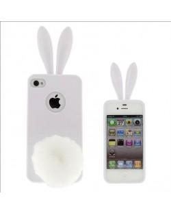 Rabito Bunny Case за iPhone 5 - лилав