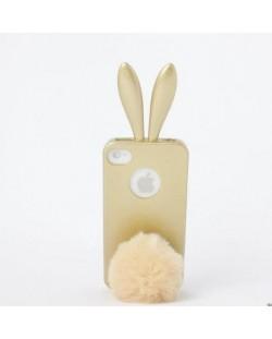 Rabito Bunny Case за iPhone 5 -  златист