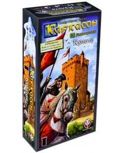 Разширение за настолна игра Каркасон (2.0) - Кулата (4-то)