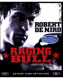 Разяреният бик (Blu-Ray)