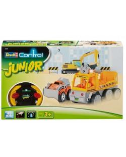 Радиоуправляем автомобил Revell Junior - Транспортьор