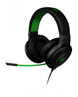 Гейминг слушалки Razer Kraken Pro Black Edition