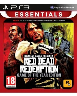 Red Dead Redemption GOTY - Essentials (PS3)