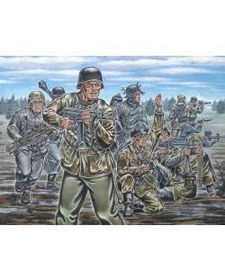 Фигури Revell - German Infantry Ardens WW II (02502)