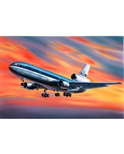 Сглобяем модел на самолет Revell - MDD DC-10 (04211)