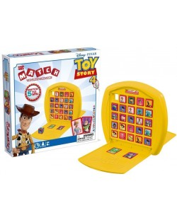 Игра с карти и кубчета Top Trumps Match - Toy Story