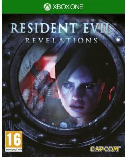 Resident Evil: Revelations (Xbox One)