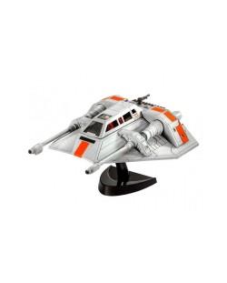 Сглобяем модел Revell - Snowspeeder