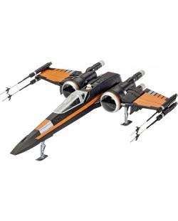 Сглобяем модел Revell - Poe's X-Wing Fighter