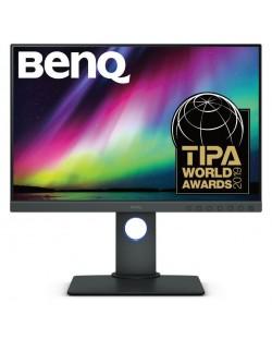 "Монитор, BenQ - SW240, 24.1"", IPS, сив"