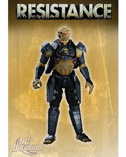 Resistance Series 1 Action Figure - Chimera Advanced Hybrid 18 cm