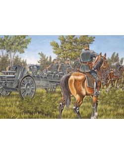 Фигури Revell - German Artillery WWII (02515)