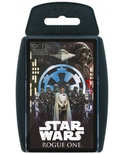 Игра с карти Top Trumps - Star Wars Rogue One
