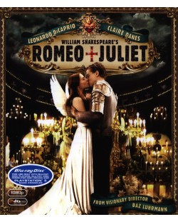 Ромео и Жулиета (Blu-Ray)