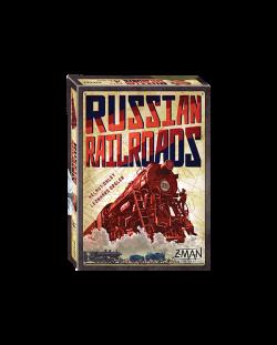 Настолна игра Russian Railroads