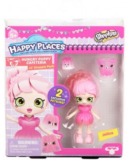 Фигурка Shopkins Happy Places - Jellica, Серия 3